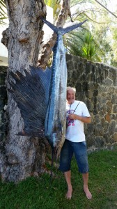 Ulf Johansson Sailfish 2